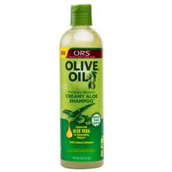 ORS Olive Oil Restore Creamy Aloe Shampoo 370ml