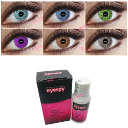 Monthly Wear 1 Tone Contact Lenses + 60ml Solution