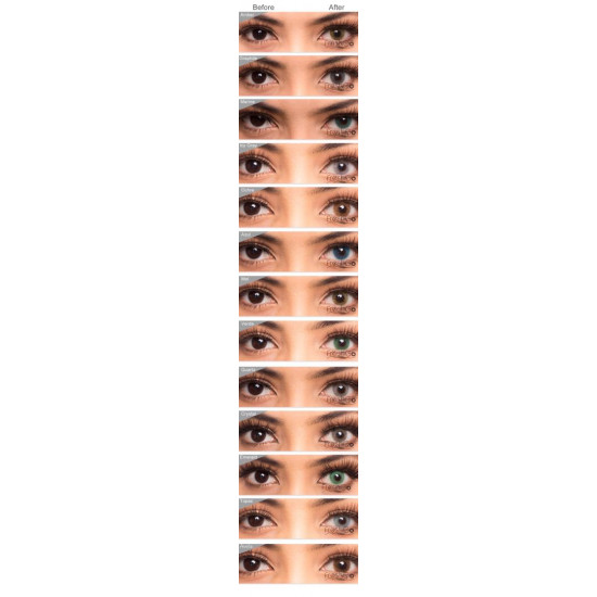 FreshGo Color Soft Contact Lens