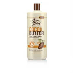 Queen Helene Hand + Body Lotion, Cocoa Butter, 32oz 907g