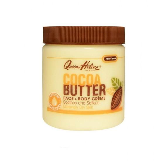 Queen Helene Cocoa Butter Face Body Creme - 4.8Oz 136g