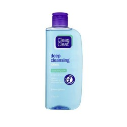 Clean & Clear Deep Cleansing Lotion Sensitive Skin 200ml
