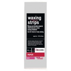 Salon Services Paper Waxing Strips 100 pack