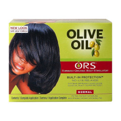 ORS Olive Oil No Lye Hair Relaxer - NORMAL