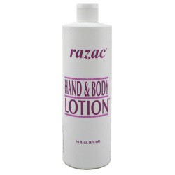 Razac Original Hand & Body Lotion, 473ml/16oz