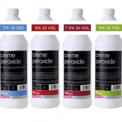 Salon Services Crème Peroxide Developer 1 Litre