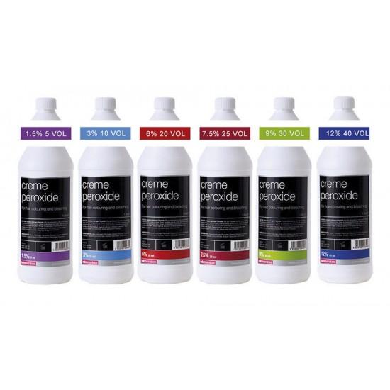 Salon Services Crème Peroxide Developer 1 Litre