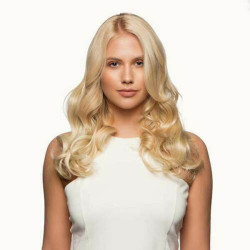 Stranded International Fibre One Piece Curly Clip in Hair Extensions 20 inch