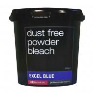 Salon Services Dust Free Powder Bleach Excel Blue - 500g Tub
