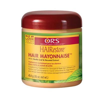 Organic Root Stimulator Hair Mayonnaise 454g