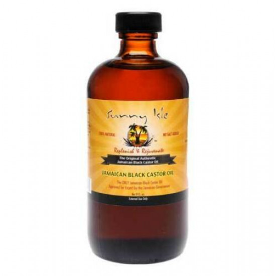 Sunny Isle Jamaican Black Castor Oil 6 oz