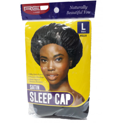 Red By Kiss Stain Sleep Cap HSL01