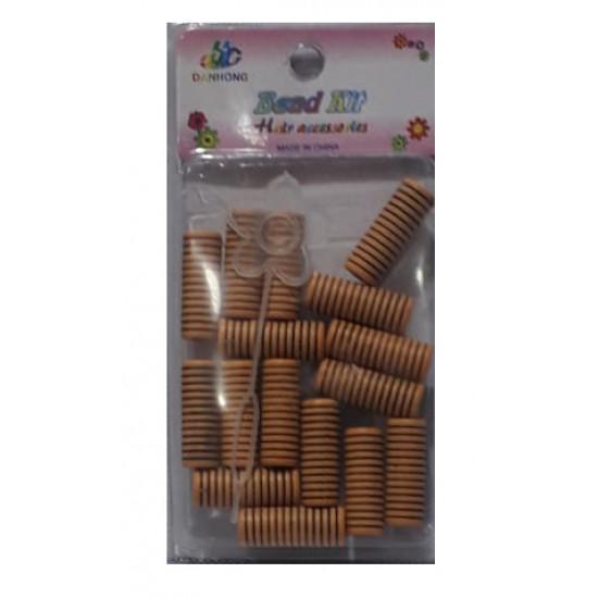 Danhong Bead Kit Hair Accessories